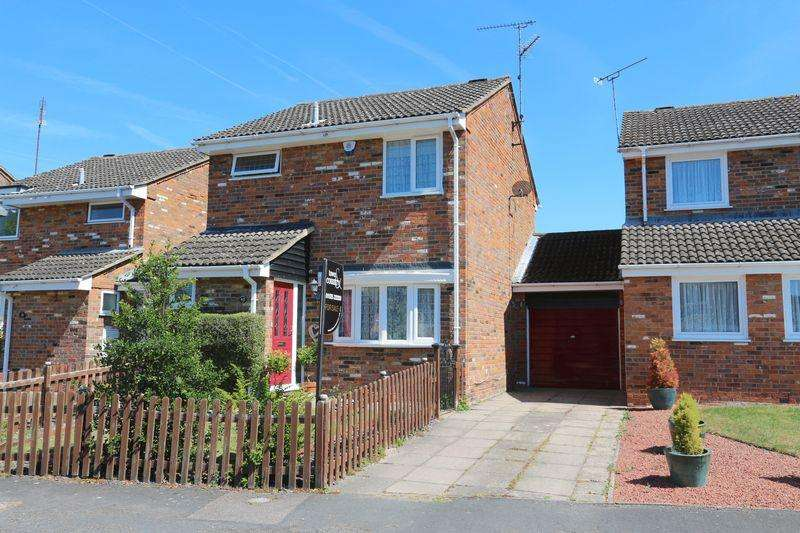 3 Bedrooms Detached House for sale in The Pastures, Edlesborough