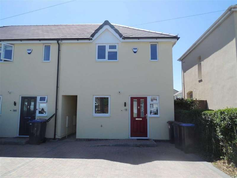 2 Bedrooms Town House for sale in Elwell Avenue, Barwell