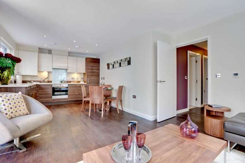 2 Bedrooms Apartment Flat for sale in Reading, Reading