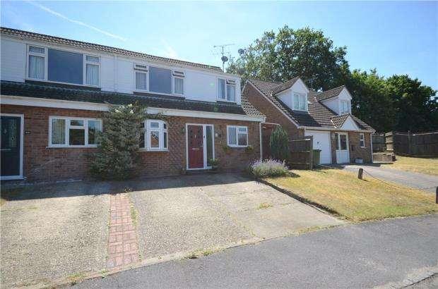 3 Bedrooms Semi Detached House for sale in Grampian Road, Little Sandhurst, Berkshire