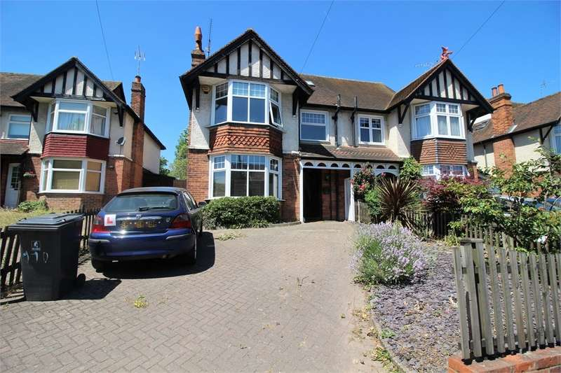 4 Bedrooms Semi Detached House for sale in Grovelands Road, READING, Berkshire