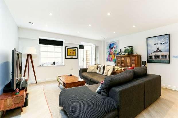 1 Bedroom Flat for sale in 22 Portland Square, Bristol