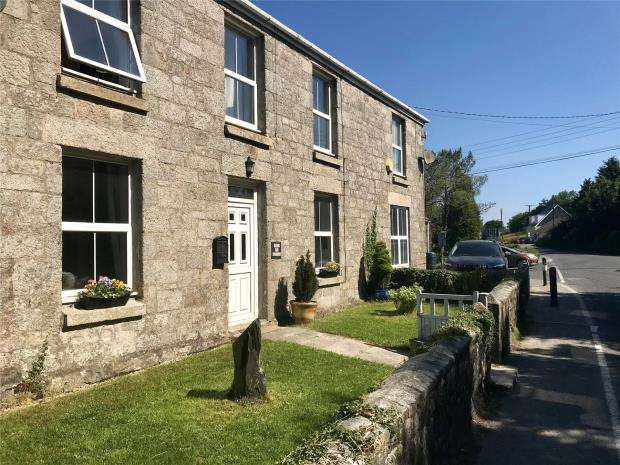 7 Bedrooms Detached House for sale in Whitemoor, St. Austell, Cornwall