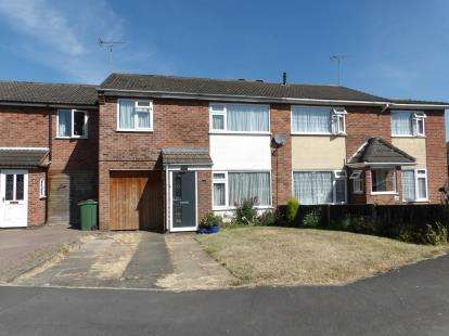 3 Bedrooms Semi Detached House for sale in Avenue Road, Sileby, Loughborough, Leicestershire