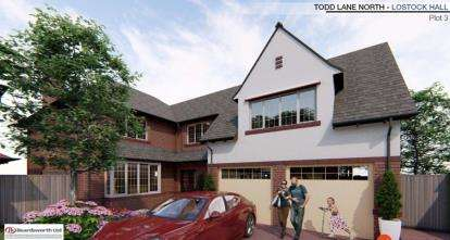 5 Bedrooms Detached House for sale in Sherwood Court, Todd Lane North, Lostock Hall, Preston