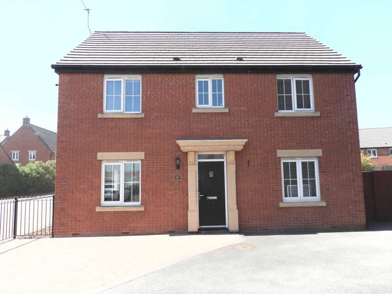 4 Bedrooms Detached House for sale in St Kevins Drive, Park Meadows
