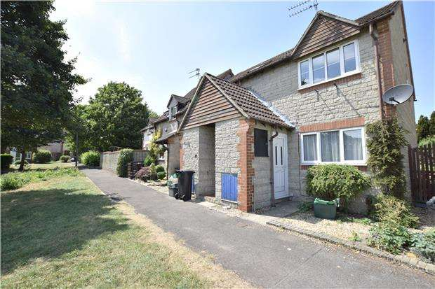 1 Bedroom Flat for sale in St. Andrews, Warmley, BS30 8GJ
