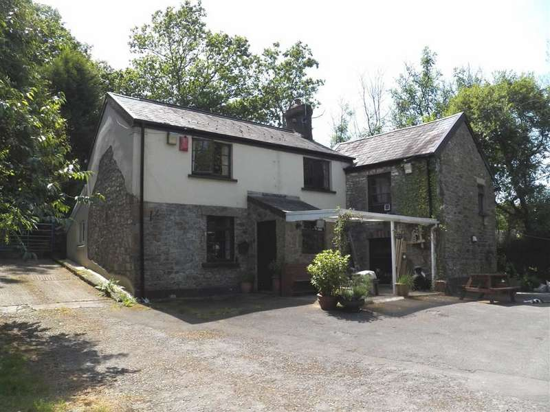 4 Bedrooms Detached House for sale in Trimsaran, Kidwelly