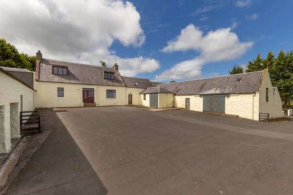 4 Bedrooms Detached House for sale in Cawhillan Farm, By Ochiltree, Cumnock, East Ayrshire, KA18