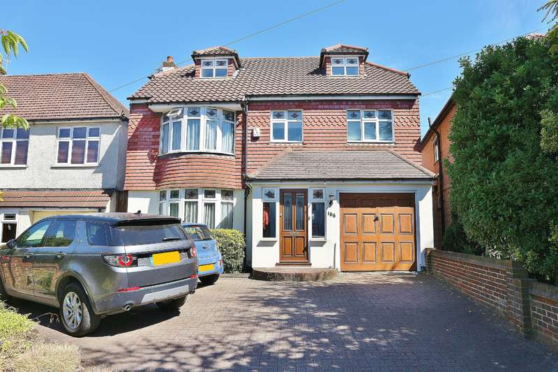 6 Bedrooms Detached House for sale in Erith Road, Bexleyheath, Kent, DA7 6HT