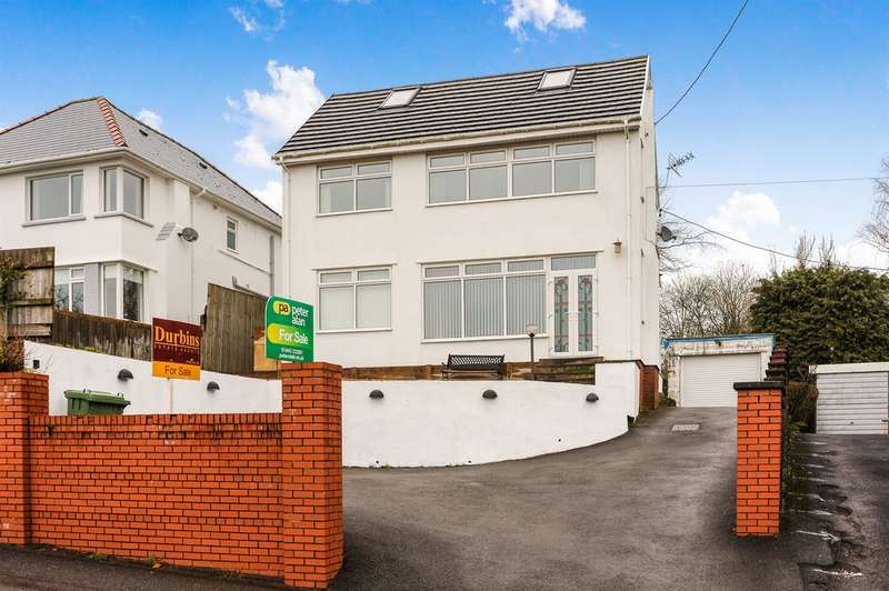3 Bedrooms Detached House for sale in Church Road, Tonteg, Pontypridd