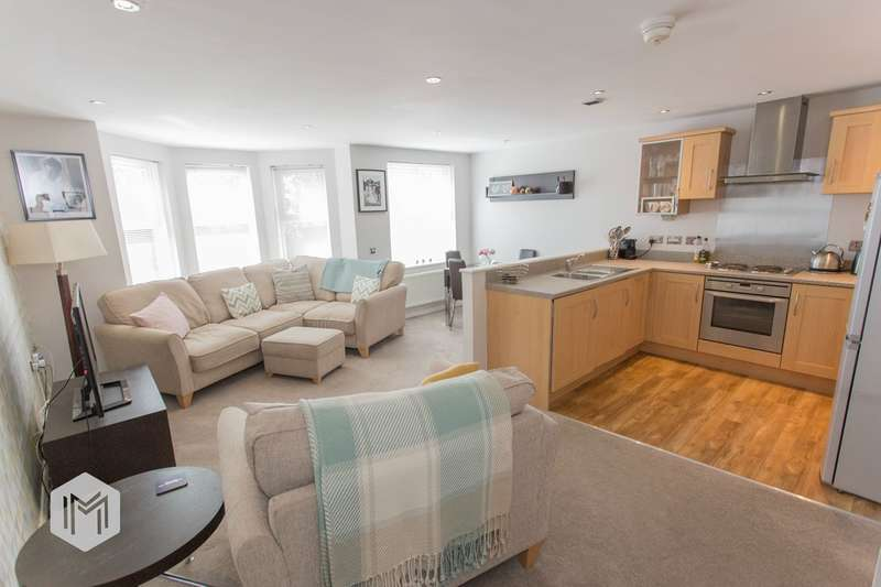 2 Bedrooms Ground Flat for sale in Worsley Road, Swinton, Manchester, M27