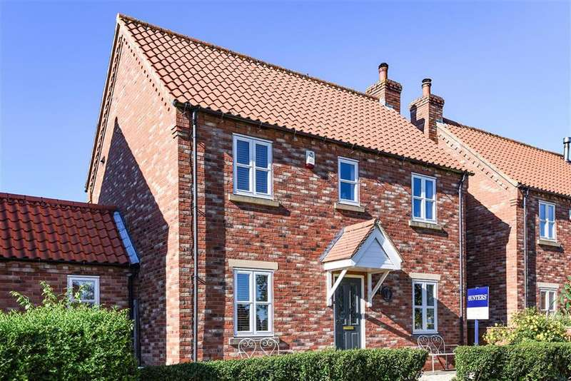 3 Bedrooms Link Detached House for sale in Main Road, Donington-on-Bain, Louth, LN11 9TJ