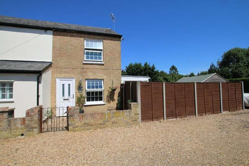2 Bedrooms Cottage House for sale in London Road, Chatteris