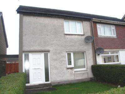 2 Bedrooms End Of Terrace House for sale in Walker Avenue, Troon KA10