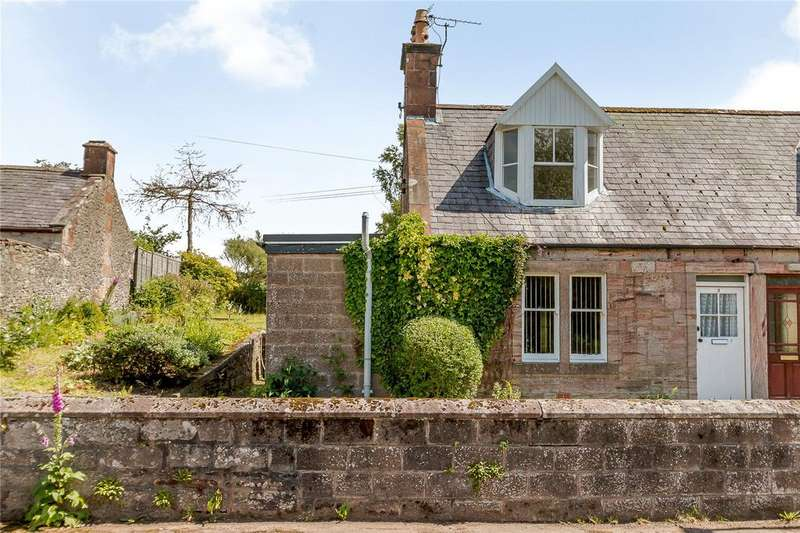 2 Bedrooms Semi Detached House for sale in Marrburn Road, Penpont, Thornhill, Dumfriesshire