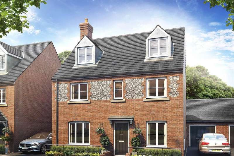 5 Bedrooms Detached House for sale in The Carriages, Chinnor, OX39