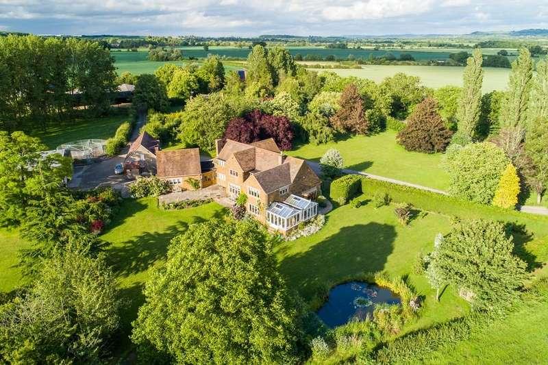 6 Bedrooms Detached House for sale in Kineton, Warwickshire