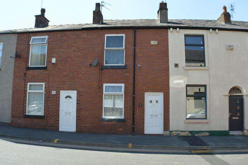 2 Bedrooms Terraced House for sale in Lumn Road, Hyde