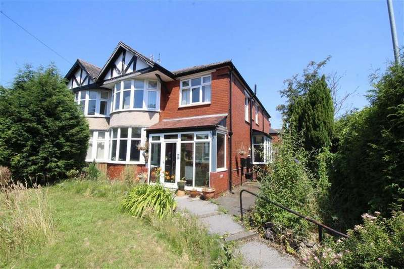 4 Bedrooms Semi Detached House for sale in Edge Lane, Chorlton