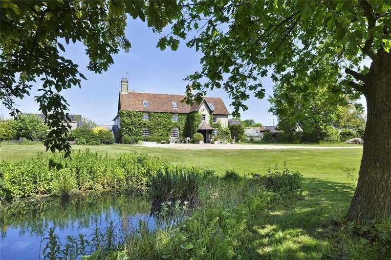8 Bedrooms Farm Commercial for sale in Grange Farm - Lot 1, Woolpit, Bury St. Edmunds, Suffolk, IP30