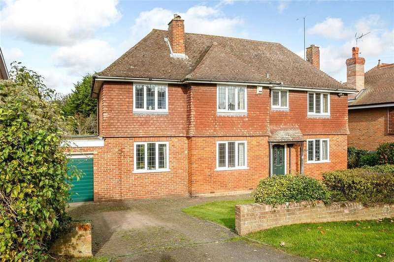 4 Bedrooms Detached House for sale in Townsend Lane, Harpenden, Hertfordshire