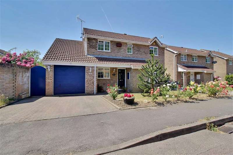 3 Bedrooms Detached House for sale in Rosedale Avenue, Stonehouse, Gloucestershire