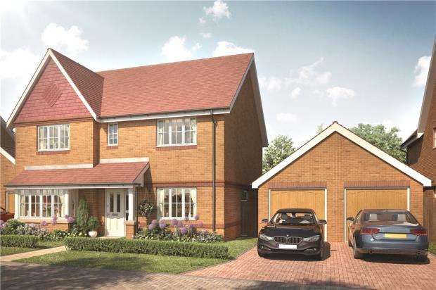 4 Bedrooms Detached House for sale in Warren House Road, Wokingham, Berkshire