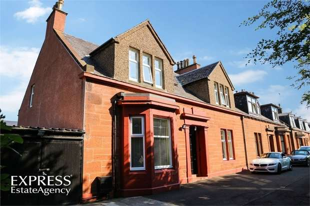4 Bedrooms Semi Detached House for sale in Riverside Villas, Catrine, Mauchline, East Ayrshire