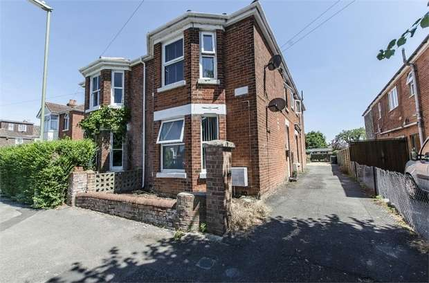 2 Bedrooms Ground Maisonette Flat for sale in Guest Road, Bishopstoke, EASTLEIGH, Hampshire