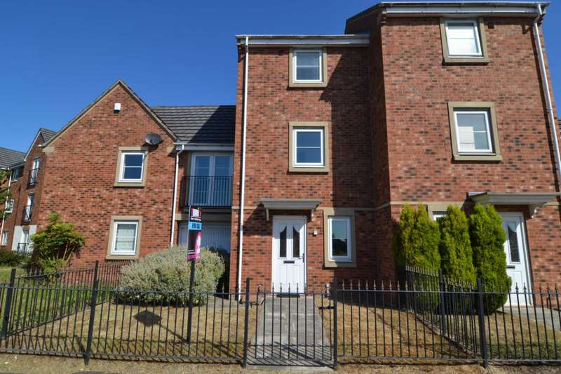 3 Bedrooms Semi Detached House for sale in Bradlegh Road, Newton Le Willows
