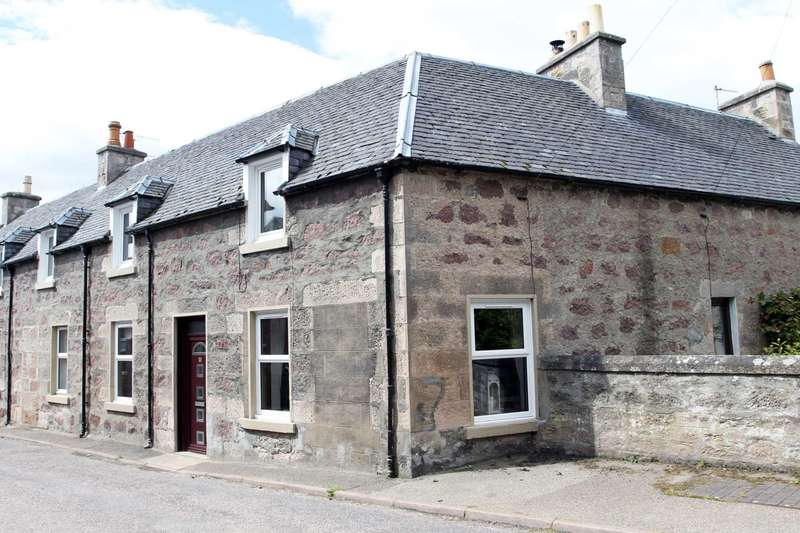 5 Bedrooms Semi Detached House for sale in Boath Road, Nairn