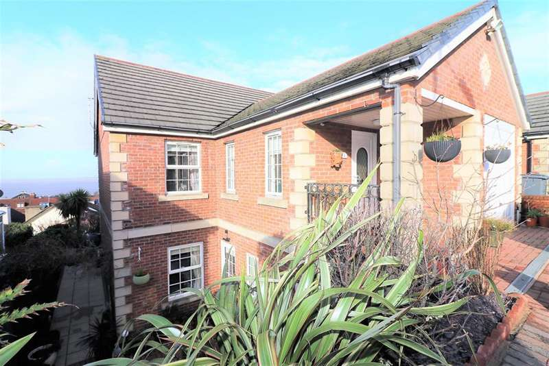 5 Bedrooms House for sale in The Grennan, Wallasey, CH45 9NX
