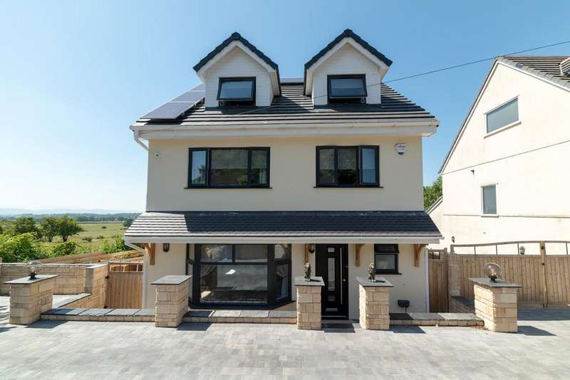 4 Bedrooms Detached House for sale in Ffordd Talargoch, Meliden