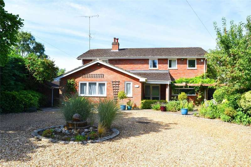 5 Bedrooms Detached House for sale in Firs Path, Leighton Buzzard