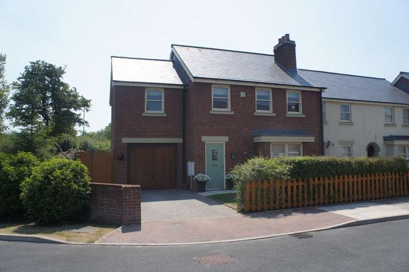 4 Bedrooms Semi Detached House for sale in Mill Stream Close, Sefton Village