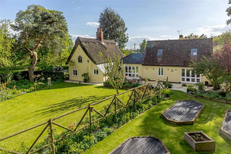 4 Bedrooms Detached House for sale in Church Street, Boxted, Colchester, Essex, CO4