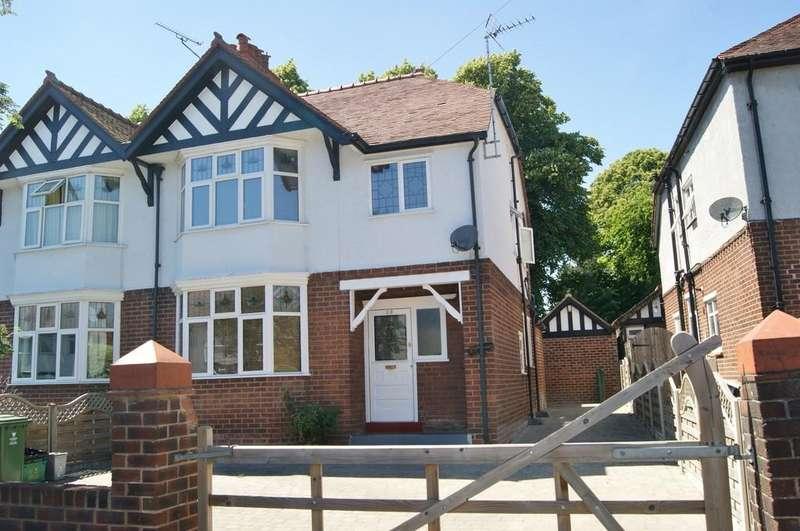 3 Bedrooms Semi Detached House for sale in Acton Road, Wrexham, Wrexham