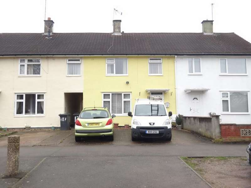 3 Bedrooms Town House for sale in Beaumont Leys Lane, Beaumont Leys, Leicester