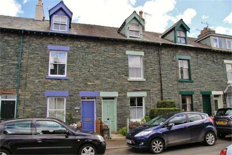 4 Bedrooms Terraced House for sale in 41 Wordsworth Street, Keswick, Cumbria