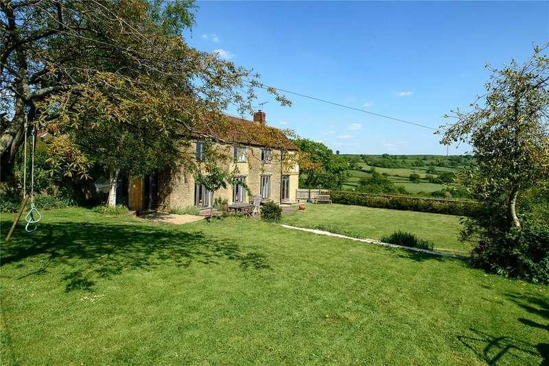 5 Bedrooms Detached House for sale in Stoke Trister, Wincanton, Somerset, BA9