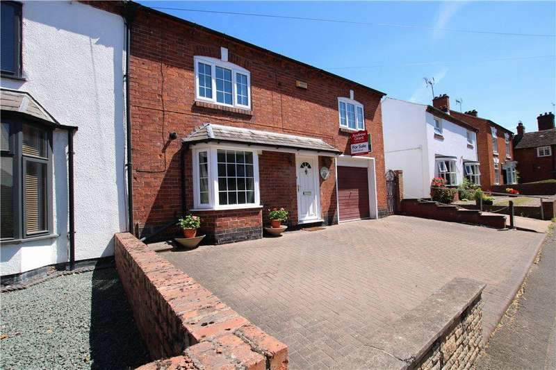 4 Bedrooms Semi Detached House for sale in High Street, Feckenham, Redditch, Worcestershire, B96
