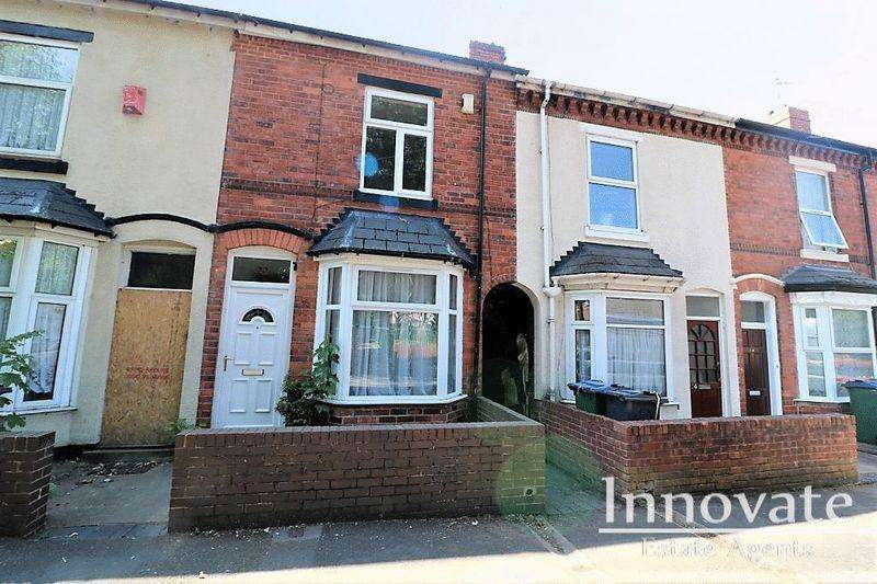 3 Bedrooms Terraced House for sale in Mary Road, West Bromwich