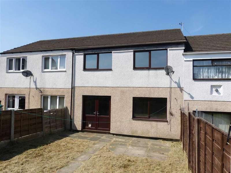 3 Bedrooms Terraced House for sale in Calver Mews, Gamesley, Glossop