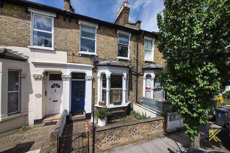 3 Bedrooms Terraced House for sale in Arbuthnot Road, Telegraph Hill, London, SE14