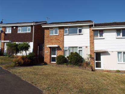 3 Bedrooms Semi Detached House for sale in Romney Walk, Bedford, .