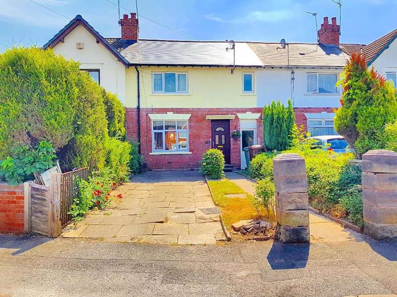 3 Bedrooms Terraced House for sale in DICKINSON DRIVE, WALSALL, WEST MIDLANDS, WS2 9DN