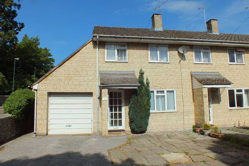 2 Bedrooms End Of Terrace House for sale in Cirencester
