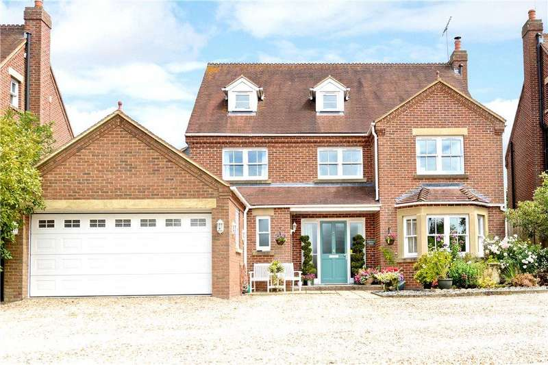 6 Bedrooms Detached House for sale in Eleanors Garden, Stewkley, Leighton Buzzard, Buckinghamshire