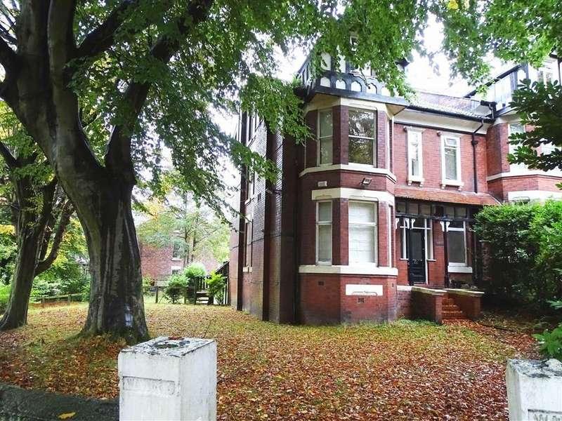 6 Bedrooms Semi Detached House for sale in Prestwich Park Road South, Prestwich, Prestwich Manchester